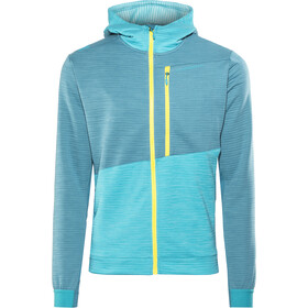 La Sportiva Training Day Hoody Herr lake/tropic blue